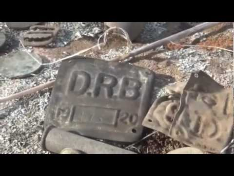 GALLIPOLI VETERAN'S 10th Light Horse Collar Badge -- My Metal Detecting Find of a Lifetime -- Part 2