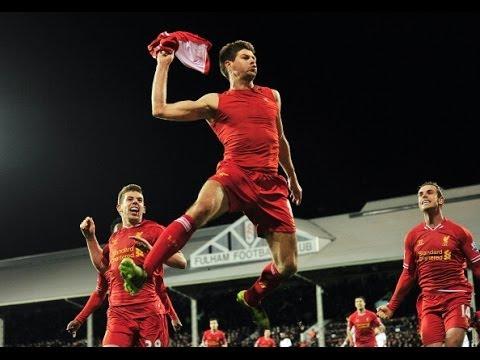 Liverpool vs Fulham 2014