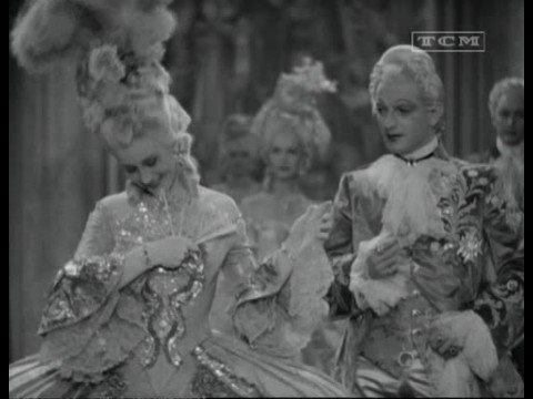 King is the king, extrait de Marie Antoinette (1938)