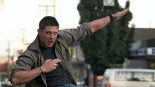 Supernatural Dean Singing Eye Of The Tiger FULL High