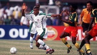 Nigeria V Cameroon 2000 African Nations Cup Final