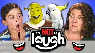 Try to Watch This Without Laughing or Grinning #46 (REACT)