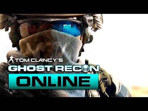 Ghost Recon Online. Видео-обзор