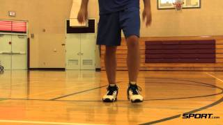 How To Pass In Basketball: The Two-handed Chest Pass