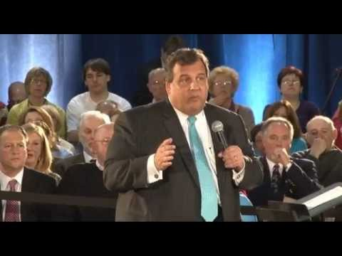 Governor Christie: Our Reforms Are Lowering Property Taxes In New Jersey