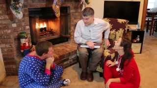 BCS CVB Christmas Video 2013 - Twas the Night Before Christmas in Aggieland