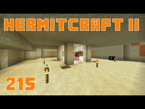 Hermitcraft II 215 Moving Out