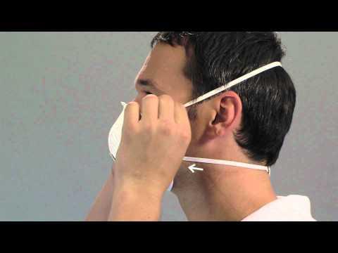 Moldex 2505 Valved Disposable Respirators (Box of 10)