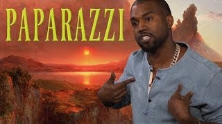 Gregory Brothers Auto-Tune Kanye and Kimmel: Paparazzi