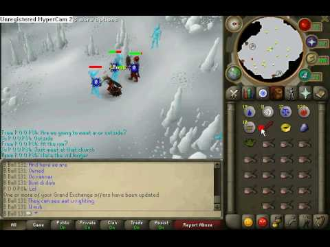 B Ball 131-Slayer task: Ice Knights