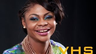 MUST WATCH VIDEO:  Karen Igho Strips, Reveals Breast To Bouncer Who Asked For Identification At Even