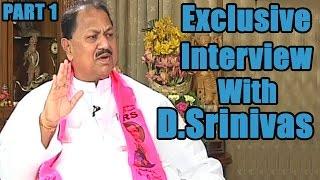 D. Srinivas Exclusive Interview - Point Blank