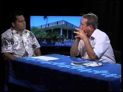 Better Government - Host Rep. Richard Fale - Water Catchment