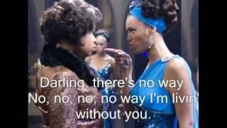 And I'm Telling You (I'm Not Going) Karaoke WITH LYRICS