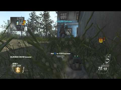 Black Ops 2 Search and Destroy Gameplay /w OBJ Confusion