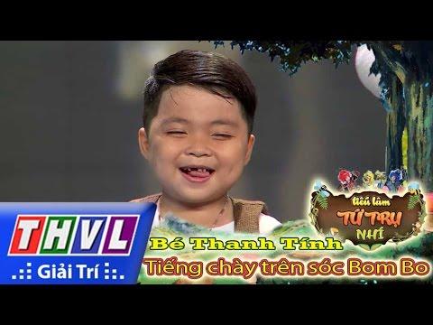 THVL l Tiếu lâm tứ trụ nhí - Tập 2: Tiếng chày trên sóc Bom Bo - Bé Thanh Tịnh
