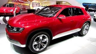 2014 Volkswagen Cross Coupe Plug-in Hybrid HDI