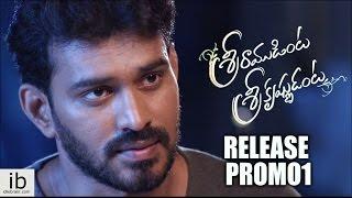 Sriramudinta Srikrishnudanta 10 sec Release Trailers