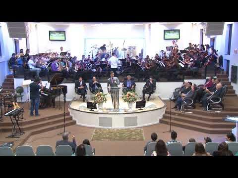 Orquestra Sinfônica Celebração - Harpa Cristã | Nº 73 | Vem, vem a mim - 19 08 2018