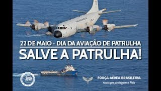 Confira o videoclipe em celebração ao Dia da Aviação de Patrulha, comemorado em 22 de maio. A Força Aérea Brasileira homenageia todos que fazem parte dos esquadrões da Aviação de Patrulha.
