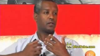 The  Interview With Comadian Dereje Haile Part 2