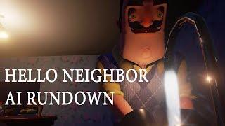 Hello Neighbor - Mesterséges Intelligencia