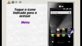 LG E400 L3 Configurações Internet TIM