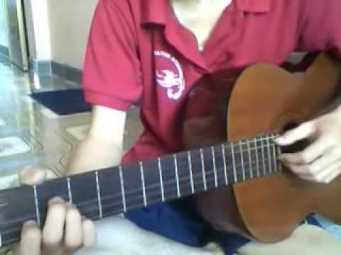 Cô Hàng Xóm - Con Đường Xưa Em Đi - Hướng dẫn Guitar Bolero