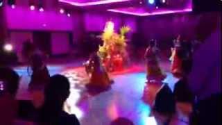 SAID Performing Nagada Sang Dhol (new Choreography)