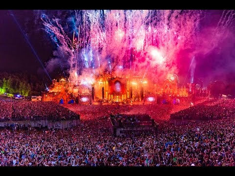 After Movie Tomorrowland 2015 !!