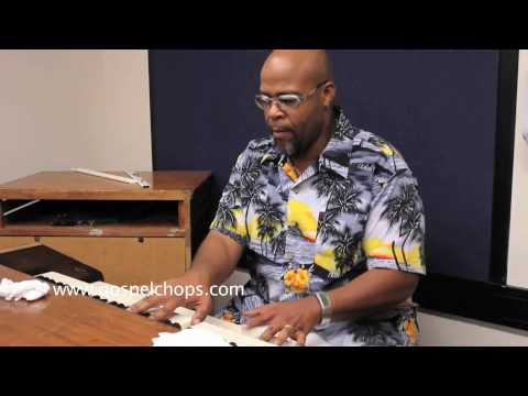 Professor Dennis Montgomery III Plays a Stirring Organ Solo