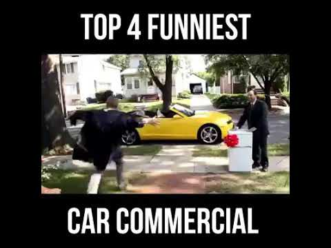 Most funny car advertisement