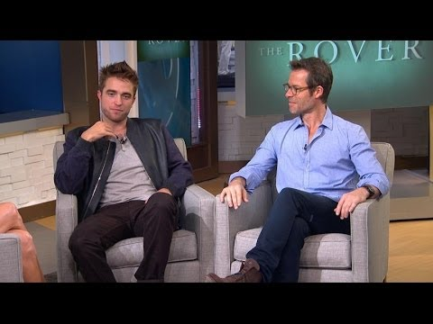 Guy Pearce and Robert Pattinson Interview 2014: Actors Struggle for Survival in 'The Rover'