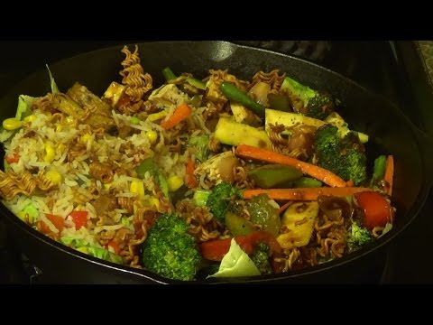 Vegetables Sizzler- Veggie  Sizzler with paneer and mushroom by Home Kitchen