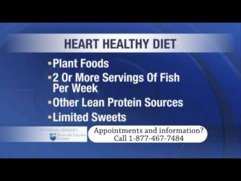 Heart Healthy Diet - Project Health Live - Penn State Hershey Medical Center