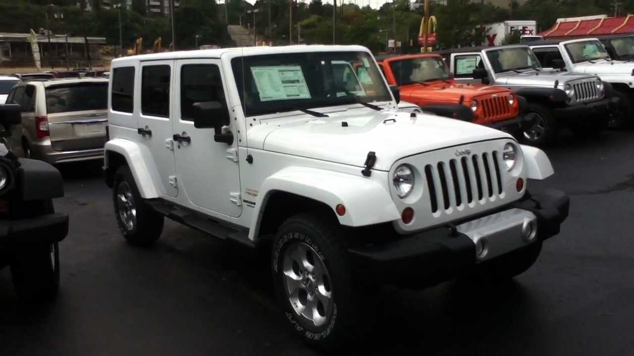 craig dennis 39 exclusive 2013 jeep wrangler unlimited sahara deals near pittsburgh youtube. Black Bedroom Furniture Sets. Home Design Ideas