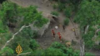 The Search For Brazil's Unknown Amazon Tribe 17 Jun 2008