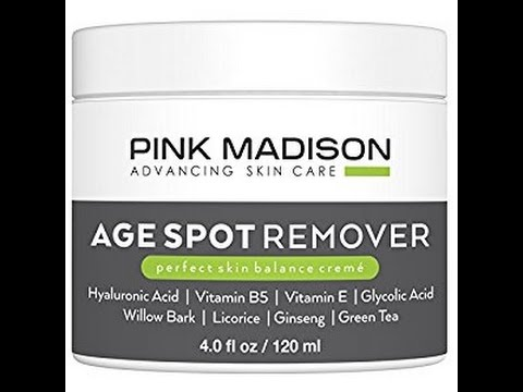 Pink Madison -  Dark Spot Corrector  - REVIEW - The Amanda Cooke