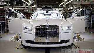 Proceso de Fabricacion Rolls Royce