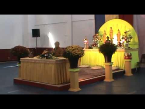 Thượng Toạ Thích Đồng Thành tại Đạo Tràng Pháp Hoa - Sept 26, 2015