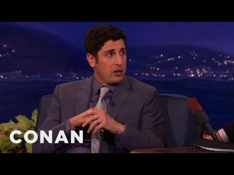 Jason Biggs Tasted His Wife's Breast Milk