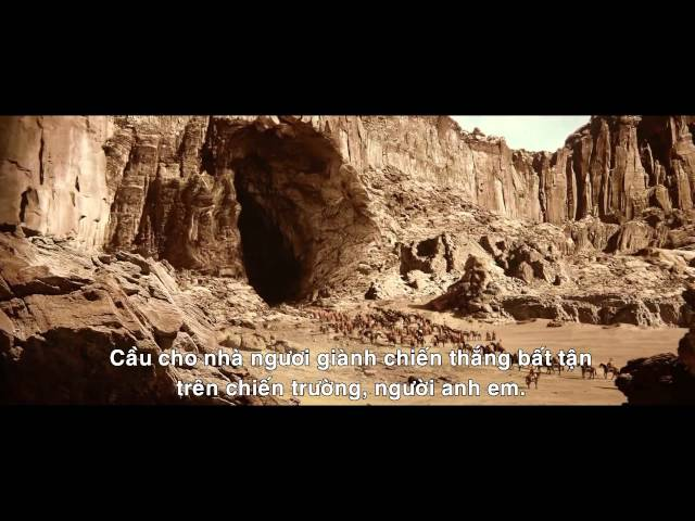 THE LEGEND OF HERCULES (3D) - Huyền Thoại Hercules - Trailer