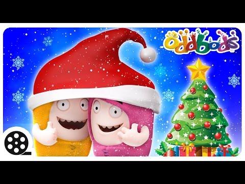 Oddbods | Christmas With Oddbods | Funny Cartoons For Kids