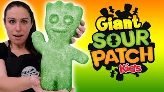 DIY GIANT SOUR PATCH KID CONSPIRACY
