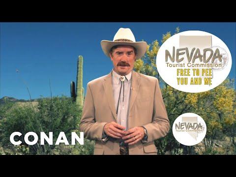 Nevada: Free To Pee You And Me