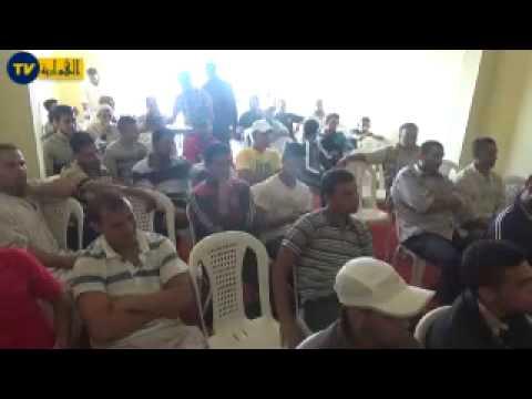 فيديو.. افتتاح مقر حزب العدالة باهل الرمل