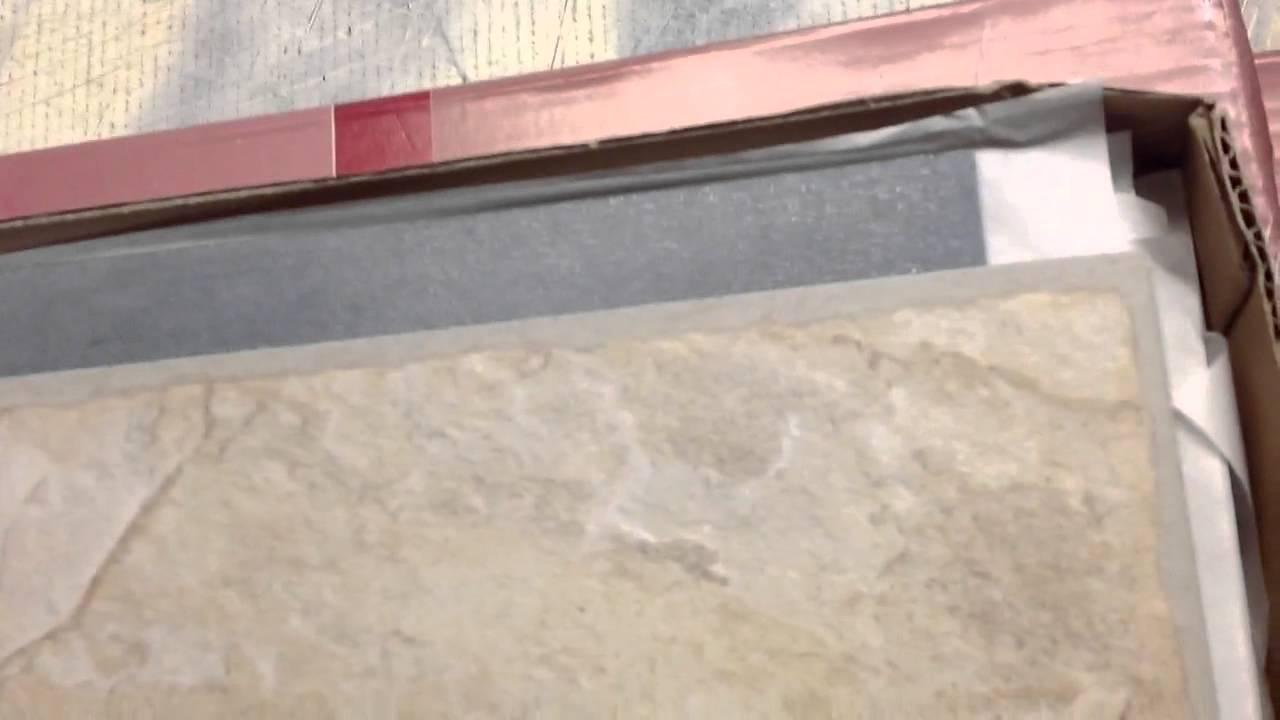 Allure Vinyl Plank Install Part One Youtube