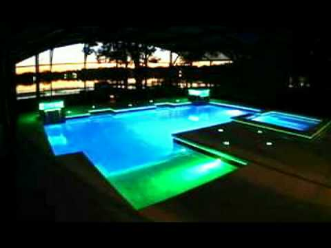 Swimming Pool And Spa Led Lights Pool Spa Underwater