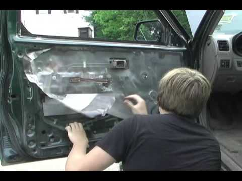 How To Remove Your Door Panel Youtube