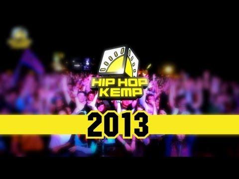 Hip Hop Kemp 2013 - wbijaj na 12. edycję!